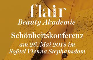 Die flair Beauty-Akademie 2018: Wien