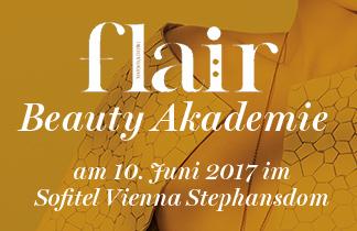Die flair Beauty-Akademie 2017: Wien