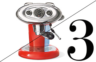 illy X7.1 Iperespresso-Kaffeemaschine