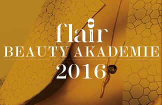 Die flair Beauty-Akademie 2016: Wien