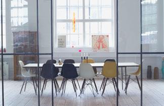 Im Atelier des Kopenhagener Labels Becksöndergaard