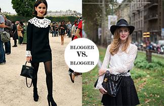 Fashion Blogger Vergleich: Chiara Ferragni vs. Mira Duma