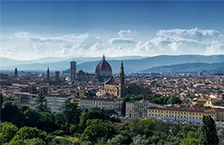 Stadt der Schönheit: Florenz