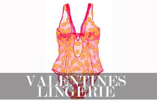 Sexy Lingerie zum Valentinstag 2015