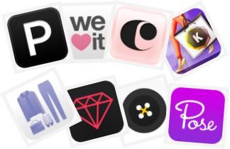 Top 10 Mode Apps für Fashion, Styling und Outfits