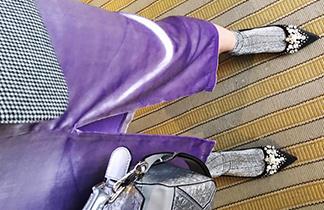 Schluss mit Flanking: Styling-Tipps für Socken