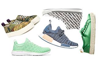 Die schönsten Sommer-Sneakers